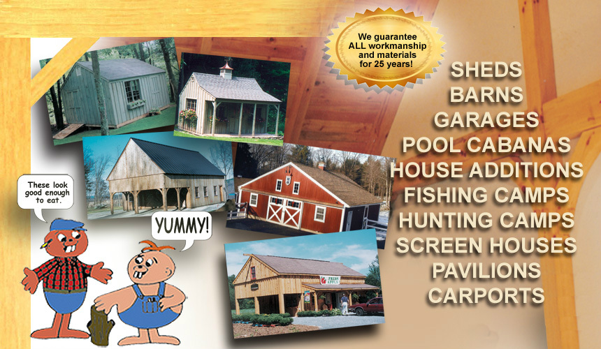 Lamore Lumber Projects - Home